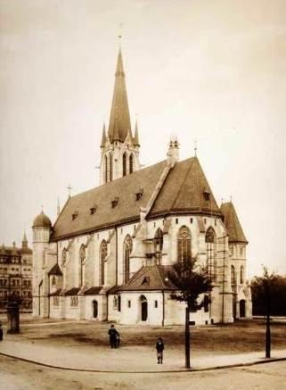 Bild Dreieinigkeitskirche Nürnberg