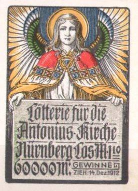 Bild Antoniuskirche Nürnberg