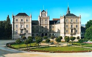 Bild Schloss Ehrenburg Coburg