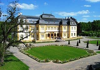 Bild Schloss Veitshöchheim