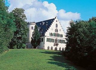 Bild Schloss Rosenau Rödental