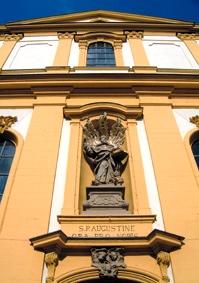 Bild Augustinerkirche Würzburg