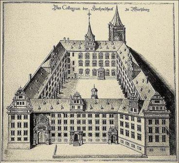 Bild Alte Universität Würzburg