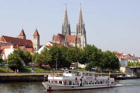 Bild Schiffstour Regensburg