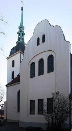 Bild Marienkirche Duisburg