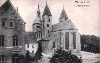 Bild Kirche St. Mauritz Münster