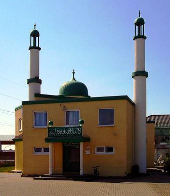 Bild Bait ul-Mo'min Moschee Münster