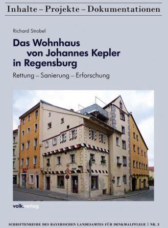 Bild Wohnhaus Keplers Regensburg