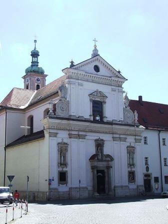 Bild Karmelitenkloster Regensburg