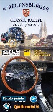 Bild Regensburger Classic Rallye