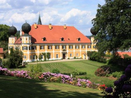 Bild Schloss Ramspau