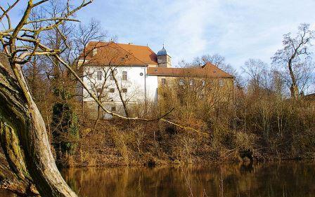 Bild Schloss Fronberg Schwandorf