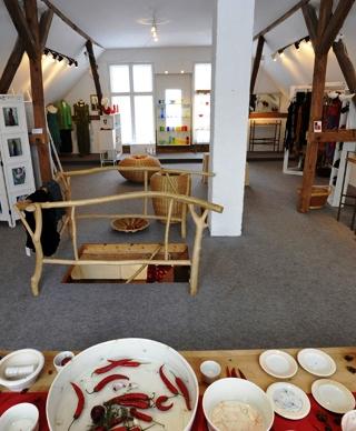Bild Galerie Rothner Mühle Mustin