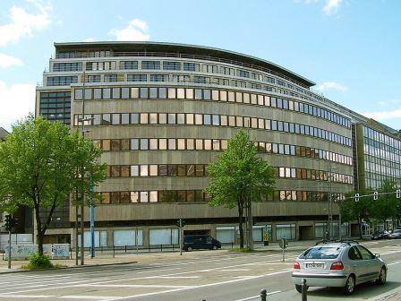Bild Kaufhaus Schocken Chemnitz