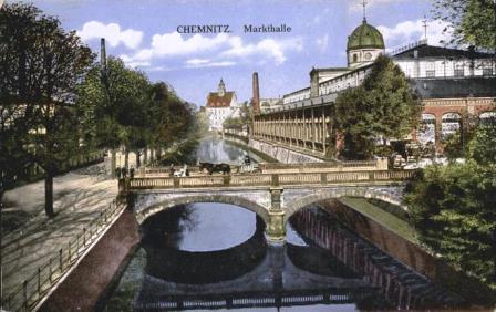 Bild Markthalle Chemnitz