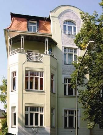 Bild Haus Menzel Weimar