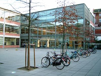 Bild Stadtbibliothek Tweebronnen Leuven