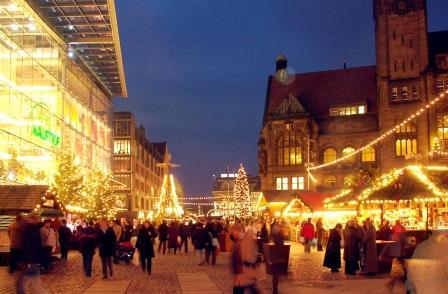 Bild Chemnitzer Weihnachtsmarkt