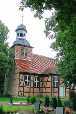 Bild Kirche Breesen