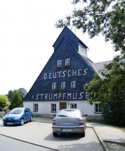 Bild Strumpfmuseum Gelenau