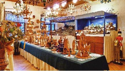 Bild Schnitzmuseum Jahnsbach