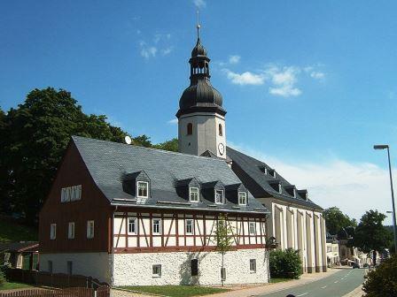 Bild Bürsten- und Heimatmuseum Schönheide