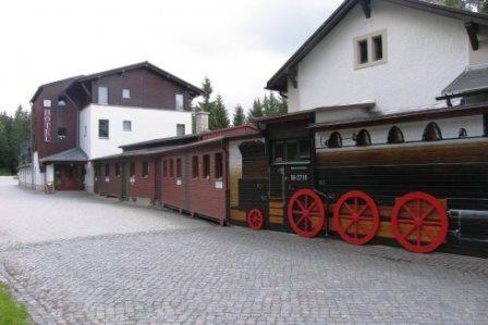 Bild Eisenbahnermuseum Hermsdorf