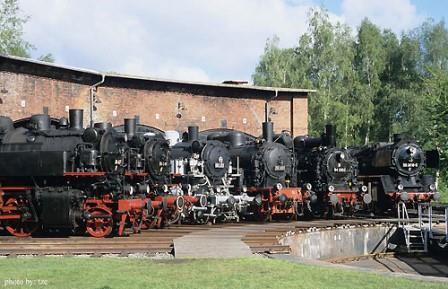 Bild Eisenbahnmuseum Schwarzenberg
