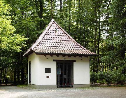 Bild Sieben Schmerzen Kapelle Gelsenkirchen