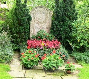 Bild Friedhof Mechtshausen