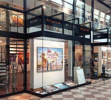 Bild Galerie Mensing Hannover