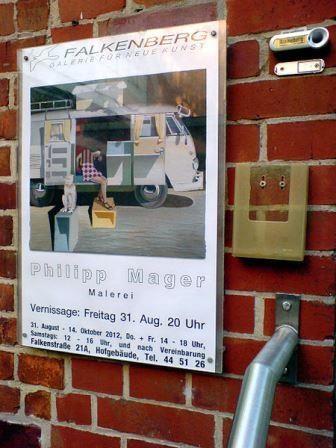 Bild Falkenberg Galerie für Neue Kunst Hannover