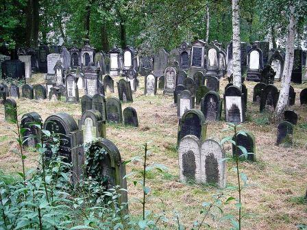 Bild Friedhof an der Strangriede Hannover