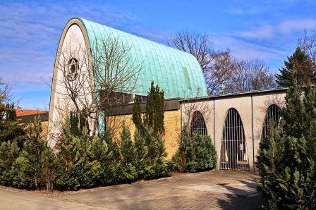 Bild Jüdischer Friedhof Hannover Bothfeld