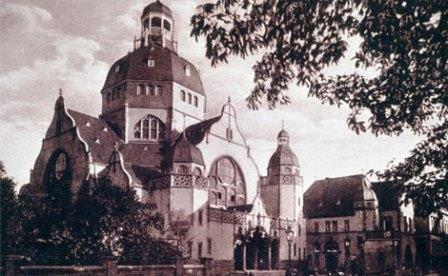 Bild Synagoge Bielefeld