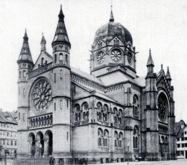 Bild Neue Synagoge Hannover