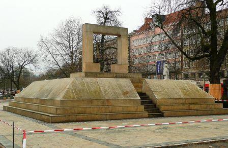 Bild Mahnmal für die ermordeten Juden Hannovers