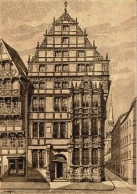 Bild Leibnizhaus Hannover