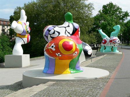 Bild Skulpturenmeile Hannover
