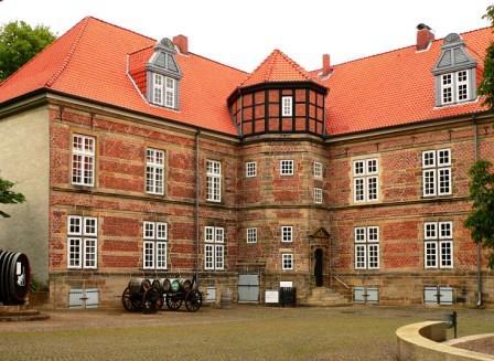 Bild Schloss Landestrost Neustadt am Rübenberge