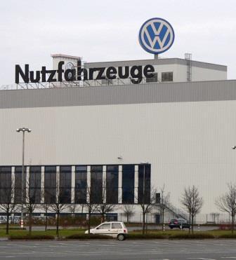 Bild Volkswagen Transporterwerk Hannover