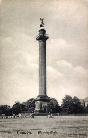 Bild Waterloosäule Hannover