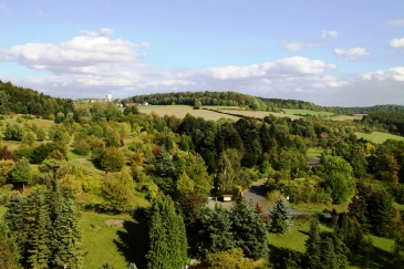 Bild Forstbotanischer Garten Göttingen