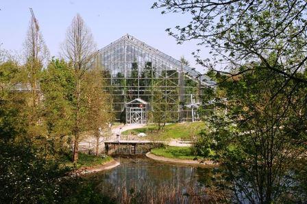Bild Botanischer Garten Osnabrück