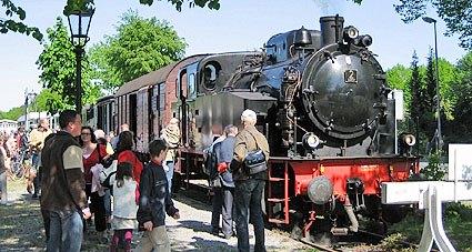 Bild Historische Kleinbahn Jan Harpstedt