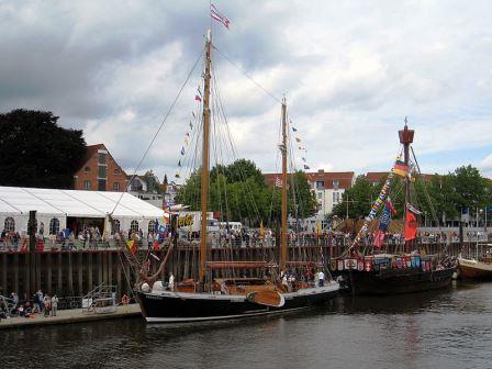 Bild Hafenfest Bremen Vegesack