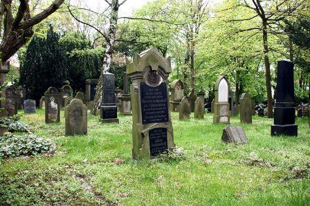 Bild Jüdischer Friedhof Deichbruchstraße Bremen