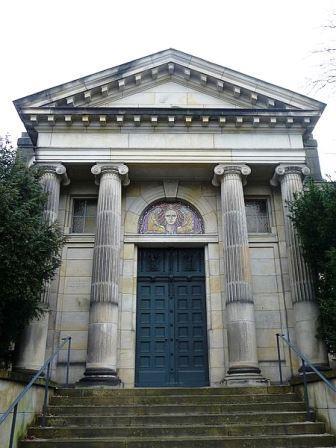 Bild Riensberger Friedhof Bremen