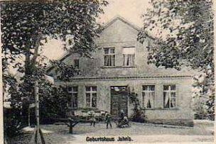 Bild Jahn Geburtshaus Lanz