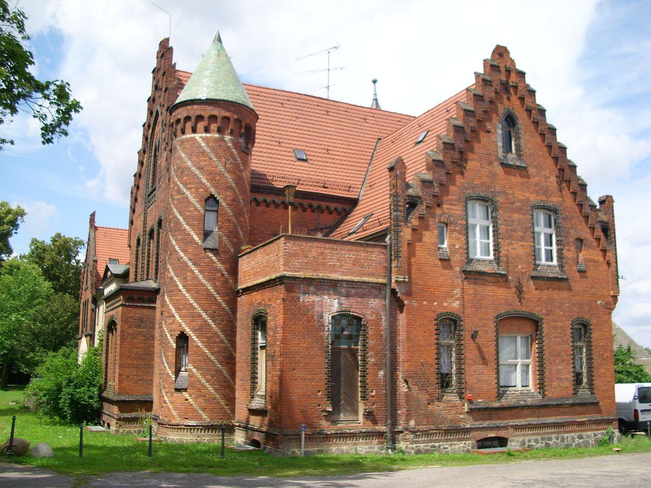 Bild Herrenhaus Jahnsfelde